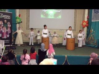 Выступление детской вокальной студии Султан