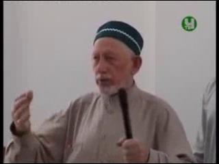 Выступление шейха Саида-Афанди в с. Дылым 2009 года. - YouTubevideo.mail.ru