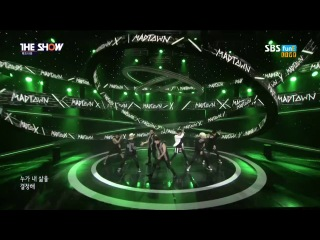 141028 MADTOWN - YOLO @ The Show All About K-pop