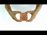 3D WEAVER - Прочная подошва для обуви, сотканная на 3D-ткацком станке - by Oluwaseyi Sosanya