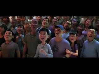 Город героев (2014) Фан-трейлер#2