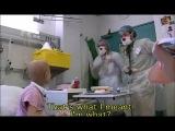 Больничные клоуны во Франции