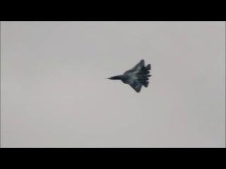 Российский ПАК ФА Т-50 Многоцелевой истребитель пятого поколения