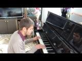 музыкальная композиция с элементами импровизации (с 1:17мин. до 2:00 идет импровизация)