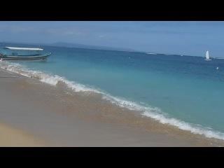 Бали...пляж Нуса дуа...