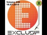 Exclusif #239 by DJ Andrey Balkonsky (18.07.2014)