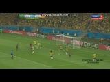 Германия 7-1 Бразилия |Краткий обзор голов|ГЕРМАНИЯ ВЫХОДИТ В ФИНАЛ ЧЕМПИОНАТА МИРА! НЕМЦЫ ГРОМЯТ БРАЗИЛИЮ! НЕВЕРОЯТНЫЙ МАТЧ!  Бразилия 1–7 Германия.  Голы: 0:1 - 11' Мюллер, 0:2 - 23' Клозе, 0:3 - 24' Кроос, 0:4 - 26' Кроос, 0:5 - 29' Хедира, 0:6 - 69' Шюррле, 0:7 - 79' Шюррле, 1:7 - 90+1' Оскар