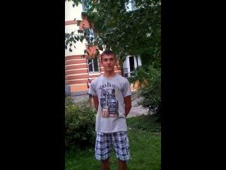ice bucket challenge Вадім Свиридюк