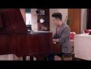 Violetta - Momento Musical - Federico canta 'Luz, cámara y acción'