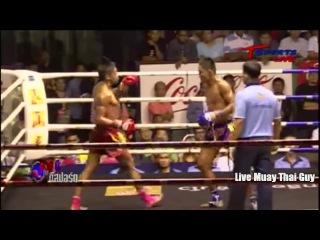Sangmanee Sor Tienpo vs Tanonchai Tor Sangtiennoi 25th June 2014