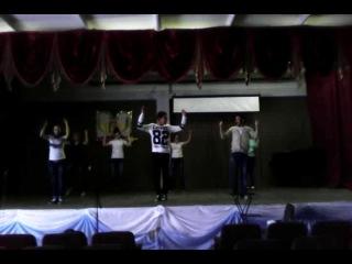 репетиция Power OPK №1