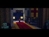Майкрафт видео пародия «Fallen Kingdom» - Coldplay's Viva la Vida