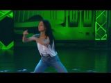 «Танцы» на ТНТ. Ася Бабина.