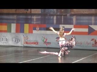 Санкт-Петербург.Милана Лобанова(Milana Lobanova) 3 место на Чемпионате Европы по классике  среди 86 участников.