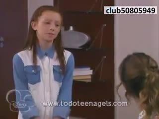 Виолетта и дочь Эсмиральды 25 серия 2 сезон
