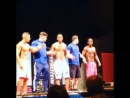 Handing out trophies to the men's physique class at the UKBFF North East Championships on Saturday. Some great condition was brought to the stage, congrats to all winners. Had an awesome day with team