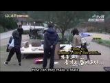[Видео] 141017 Taecyeon @ TvN Three Meals Ep.1 2/2 (ENG SUB)
