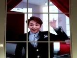 """141031 XiuMin """"Hello EXO"""" @ Lotte Star Avenue [CF]"""
