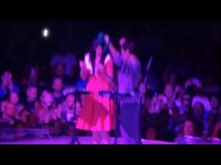 2014: Леди Гага и Леди Старлайт на концерте в Праге