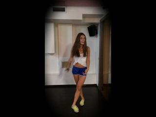 Персональный видео-привет от Кати Шошиной
