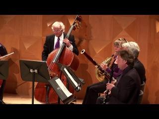 Бетховен - Септет для скрипки, альта, виолончели, контрабаса, кларнета, валторны и фагота ми-бемоль мажор, ор.20 (1)