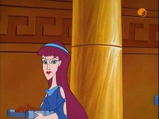 Геркулес ( мультсериал ) 1998 - 1 сезон 22 серия  - Геркулес и театральный фестиваль