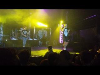 Anacondaz - Грязные Мысли Aurora concert hall 11.10.2014