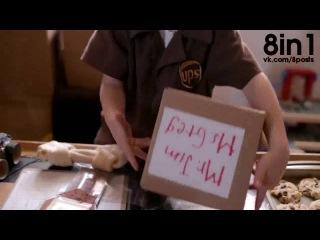 Реклама американской почтовой службы доставки ЮПС (маленький мальчик хочет стать курьером) / Commercial - Your Wishes Delivered
