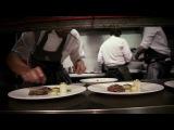 Один день из жизни французского ресторана