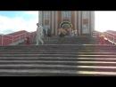 ЗВОН КОЛОКОЛОВ В ВОЗНЕСЕНИЕ ГОСПОДНЕ 2013 год (храм во имя Святой великомученицы Екатерины)