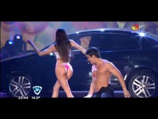 Magui bravi strip dance super hot