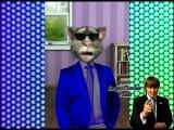 Прикол очень смешно Дебил (Семен Слепаков)Talking Tom cat. Говорящий Кот Том Флэшкин