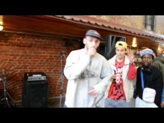 Hip-Hop FORMAT (MOD ROOF) НАШ ФОРМАТMukain Чёрный Хлеб