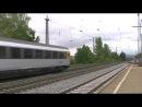 DB Verkehr auf der Rheinstrecke und die Europabahn (2013 - 2014)