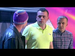 КВН-2014. Премьер-Лига. 2-ая 1/2. СТЭМ. ''Радио Свобода'' г. Ярославль