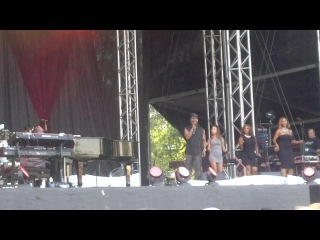 Stevie Wonder Don't You Worry Bout a Thing Helsinki 09/07/2014