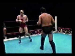 Alexander Karelin vs Akira Maeda