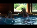 Break A Sweat Then Hit The Pool! (2014) HD