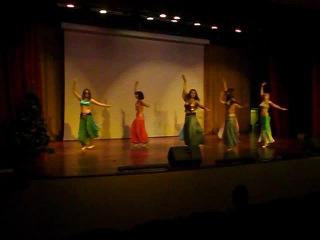 СК Буревестник, Восточный танец, Аэробик шоу 2014