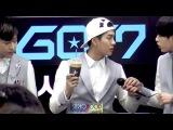 [Фанкам] 141205 Джексон рекламирует кофе из кафе 2РМ THE STREET @ Gangnam Fansign