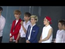 140712 TALK (речь Тао с 12:25) @ The Lost Planet concert in Taipei Day2