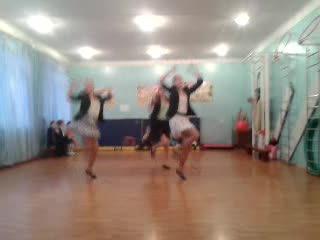Alesha Dixon – The Boy Does Nothing (Танец Джайв)