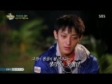[CUT] 141031 Tao @ SBS Law Of The Jungle EP.133