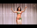 Christina Grebenshchikova - Wonderful Star of Russian belly dance