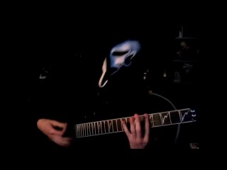 Rammstein-Ich Will-Guitar Cover by Commander Fordo!