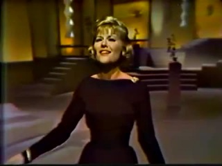 Patti Page, With My Eyes Wide Open I'm Dreaming, TV Medley