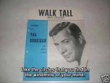 Val Doonican - The Windmills Of Your Mind (английские субтитры)