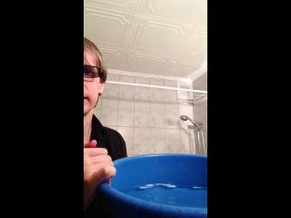 ALS Ice Bucket Challenge Roman Rain