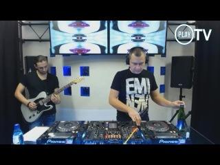 Live @PlayTV 22.10.2014 - Konstantin Ozeroff & Vladimir Gromov (Club`n`rock dj show)