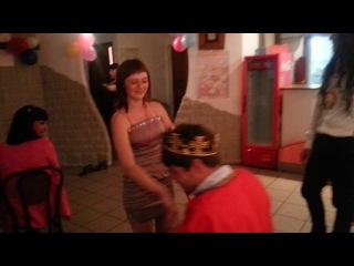 Сценка на свадьбе!